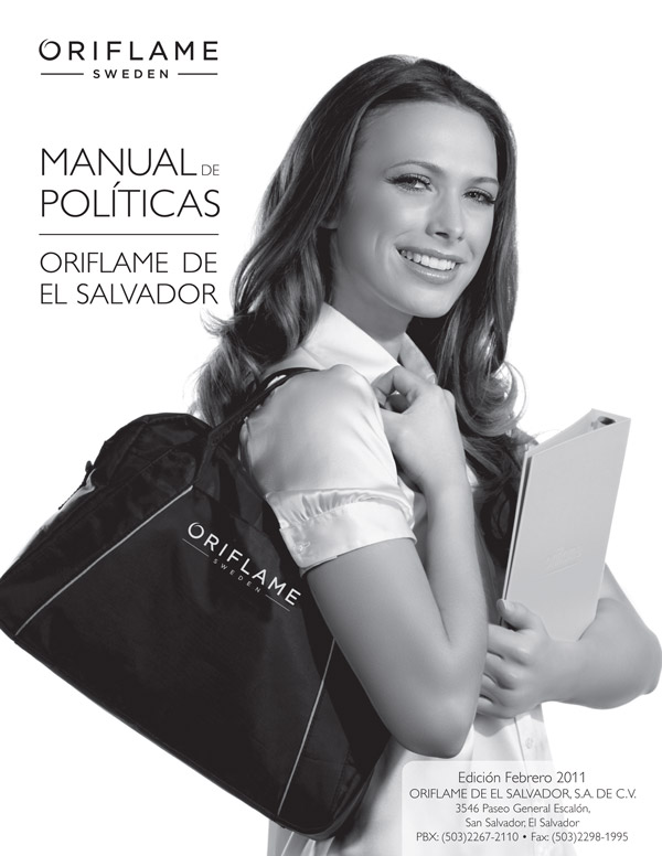 Manual de Políticas El Salvador