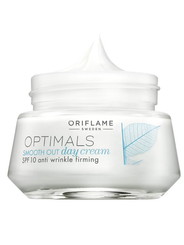 Crema de Día FPS 10 Smooth Out Optimals