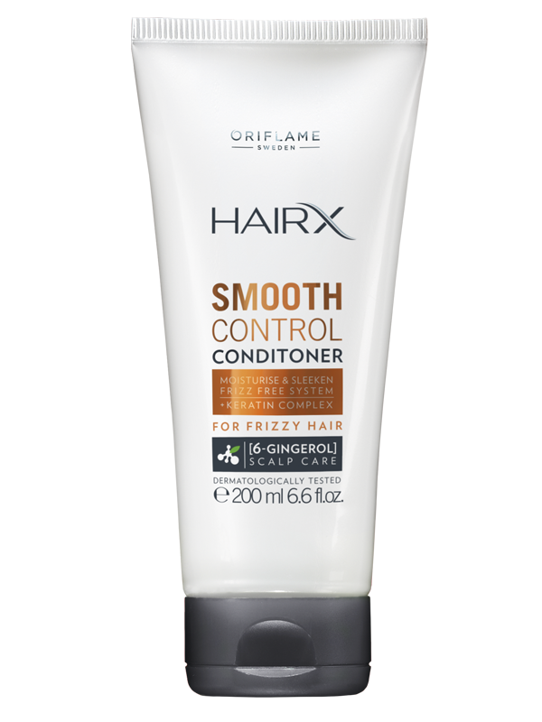 Acondicionador Anti-Frizz HairX