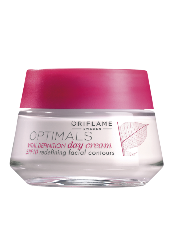 Crema de Día FPS 10 Vital Definition Optimals