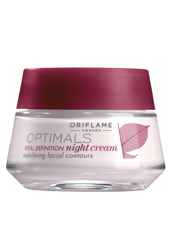 Crema de Noche Vital Definition Optimals