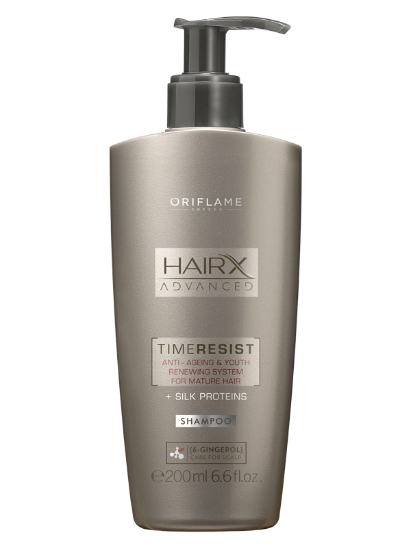Shampoo HairX Advanced TimeResist