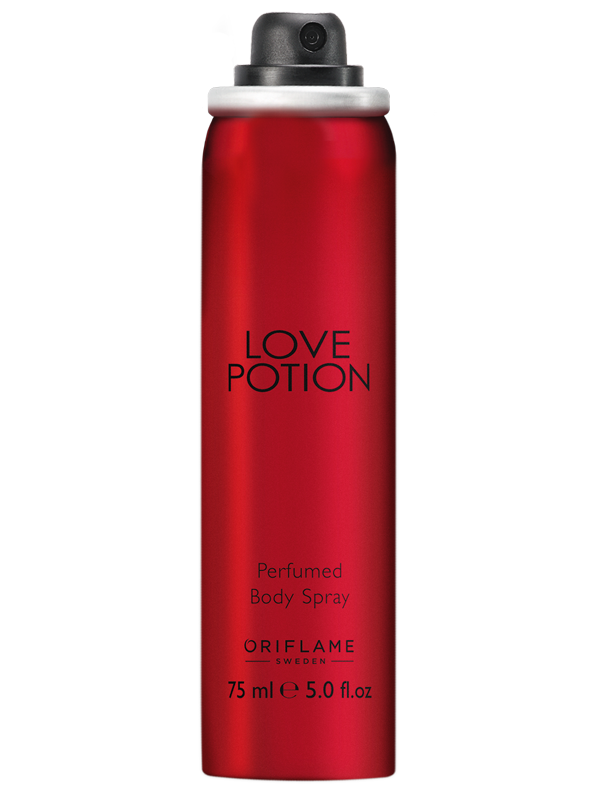 Spray Corporal Love Potion