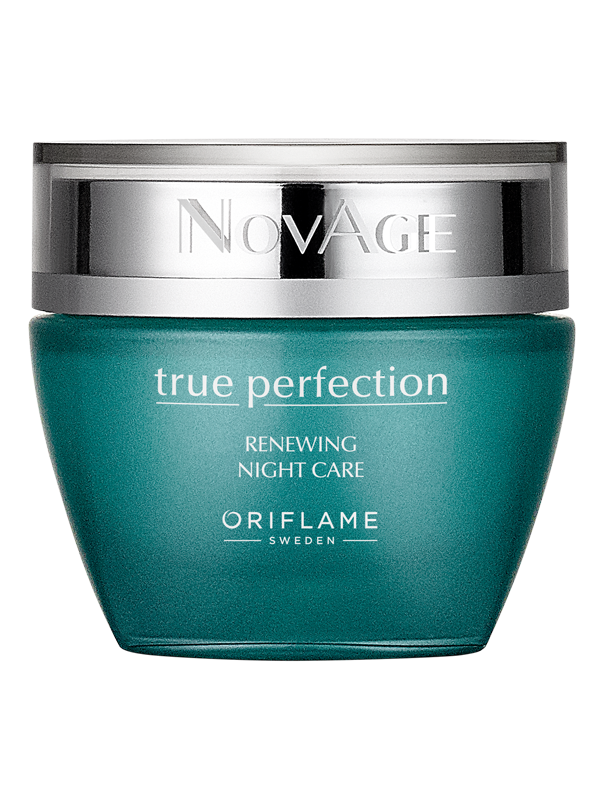 Crema de Noche Regeneradora NovAge True Perfection