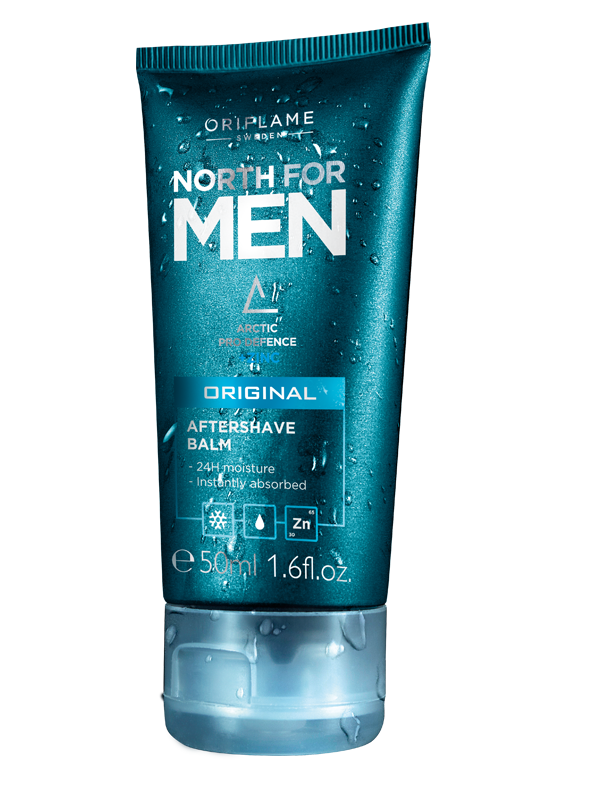 Bálsamo Aftershave  North for Men Original