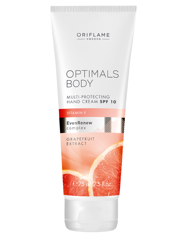 Crema de Manos Protectora FPS 10 Optimals Body