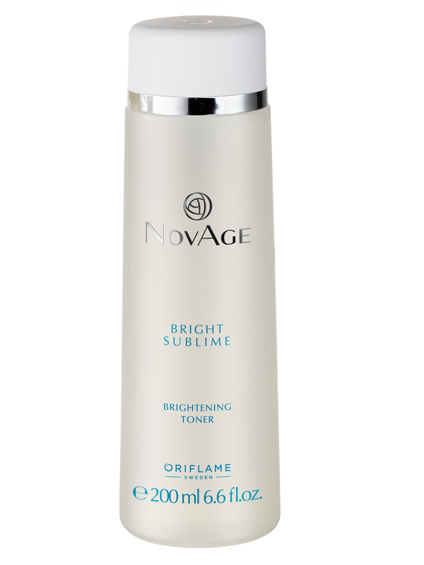 Tónico Aclarador Antimanchas NovAge Bright Sublime