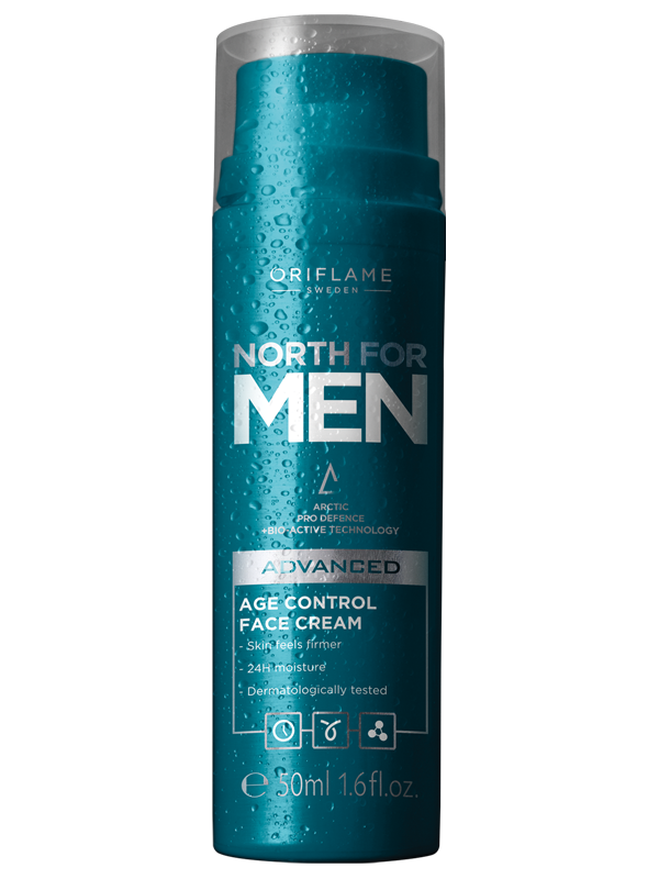 Crema Facial Antienvejecimiento North For Men Advanced