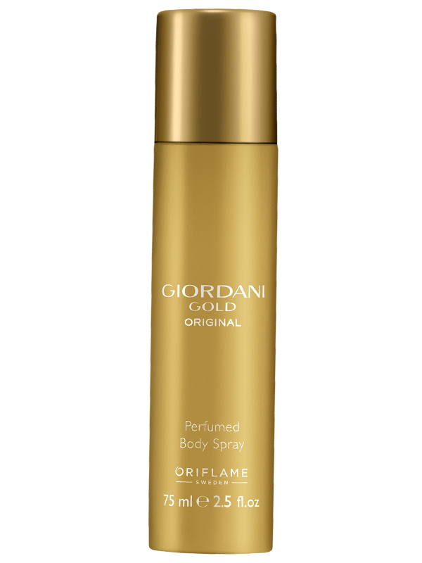 Spray Corporal Giordani Gold Original