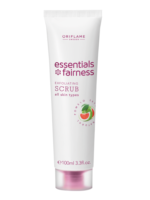 Exfoliante Facial Essentials Fairness