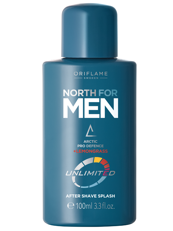 Loción Aftershave North For Men Unlimited
