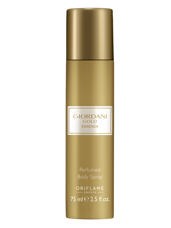 Spray Corporal  Giordani Gold Essenza